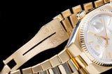 Rolex Oyster Quartz 18ct gold day date