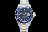 Rolex Submariner 18ct gold and stainless steel SOLD
