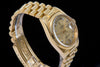 Rolex Day date 18ct gold with factory diamond dial