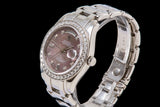 Rolex Day Date Platinum Masterpiece with Tahitian Mother of Pearl dial