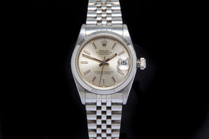 Rolex Datejust 31 box and papers.
