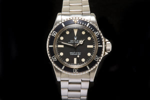 Rolex Submariner Mk1 Maxi dial full set