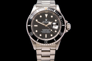 Rolex Submariner Tritium dial collectors set