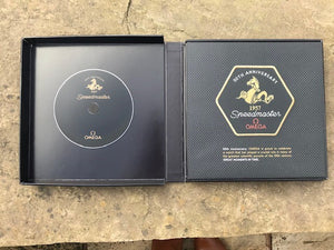 Omega Speedmaster 50th anniversary Press Pack