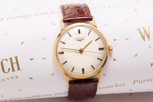 Longines Cal 284 SOLD