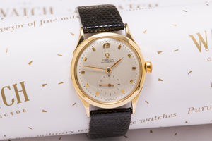 Omega 14 ct gold - SOLD