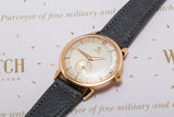 Omega automatic cal 344 18 ct rose gold