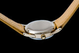 Omega  cal 351 bumper 14 ct solid gold