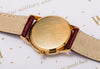 Omega geneve 9 ct solid gold SOLD