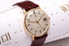 Omega Geneve 9ct gold SOLD