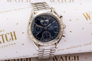 Omega speedmaster triple date auto SOLD