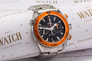 Planet Ocean co axial chronometer SOLD