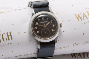 Jaeger Le Coultre WWW MOD issue SOLD