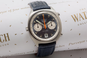 Heuer Carrera 1153 Jagger sold
