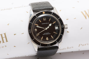 Caravelle 200 m Divers watch