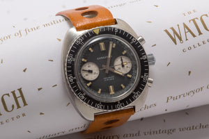 Longines Chrongraph diver - SOLD