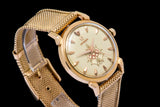 Omega Seamaster XVI  1st Edition Cross of Merit dial