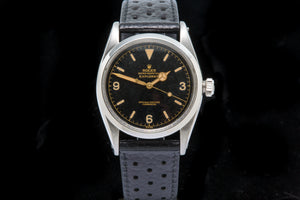 Rolex Explorer Swiss only Gilt Dial