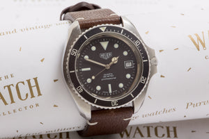 Heuer  Professional Divers 200 m SOLD