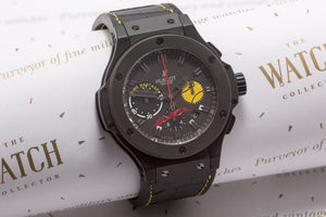 "Hublot Big Bang ""Nastase"" ltd edition"