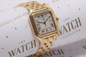 Cartier Panthere 18 ct Solid gold SOLD