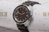 Yema vintage divers watch