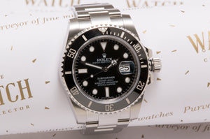 Rolex Submariner Date 6610LN Brand new SOLD