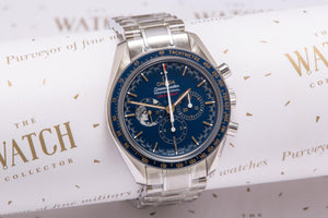 Omega Speedmaster ltd edition sold