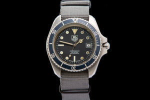 Tag Heuer 844/3 200 m Professional dive watch