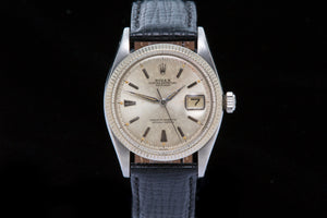 Rolex Datejust roulette date wheel