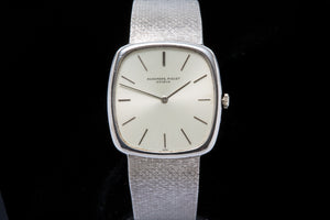 Audemars Piguet Vintage Eclipse 18ct White gold dress watch