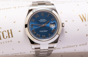 Rolex datejust 11 ref 116300 sold