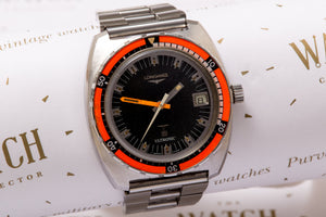 Longines Electronic Diver 767