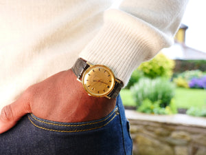 Omega Constellation Deluxe 18ct gold
