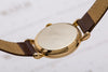 Jaeger Le coultre gents gold dress watch from 1949 SOLD
