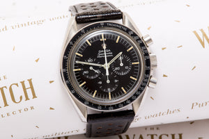 Omega Speedmaster Transitional 1968