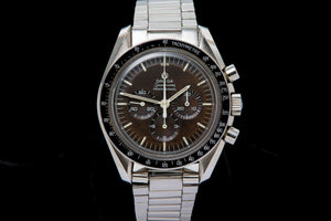 Omega Speedmaster Professional Chocolate dial