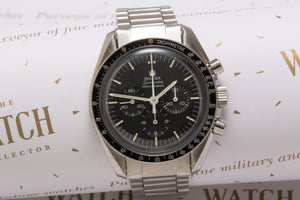 Omega Speedmaster 145 022.69 Straight Writing