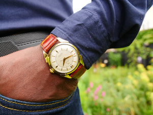 Mulco gold cap automatic circa 1949