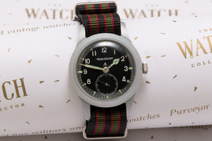 Jaeger Le Coultre WWW Dirty Dozen SOLD