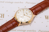 Longines 9ct Gold dress watch - SOLD