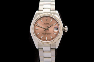 Rolex Datejust 31 mm ref 178274 As new condition