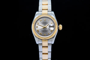 Rolex Ladies Datejust Ref 179173
