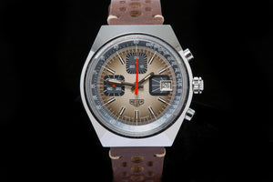 Heuer vintage chronograph ref 1614 - SOLD