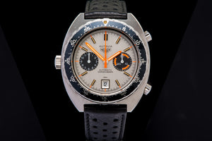 "Heuer Autavia 11630 MH ""Orange Boy"""
