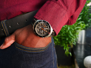 Brietling Long Playing Chronograph ref 7104