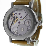 Laco pilots watch SOLD