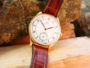 IWC Portugieser 18ct rose gold