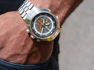 Omega Flightmaster MK11 Tropical dial