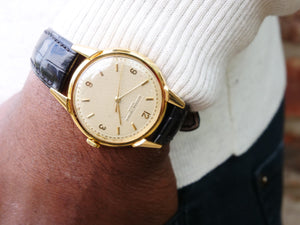 Vacheron and Constantin 18ct jumbo